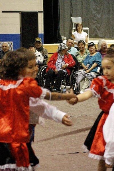 squar dancing